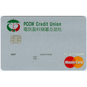 PCCW Credit Union MasterCard Platinum Card