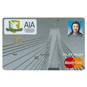 The Association of International Accountants Master Platinum Card